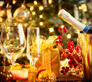 What You Need To Think About When Planning Your Christmas Party Part #2: Food, Drink and Entertainment