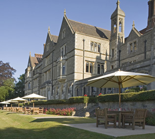 Showcasing Nutfield Priory Hotel and Spa, Redhill, Surrey